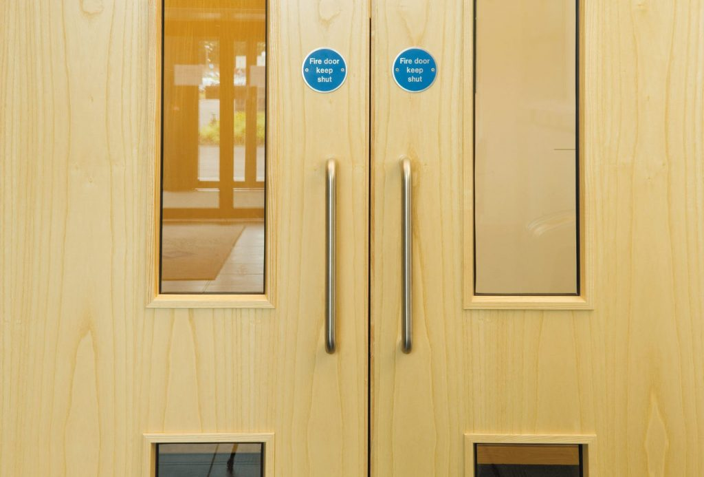 fire door inspection services